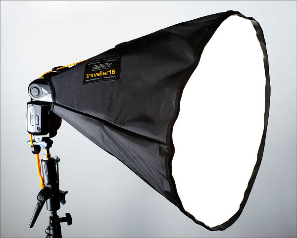Honl Photo traveller16 softbox
