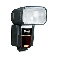 Nissin MG8000 Extreme flash: front view