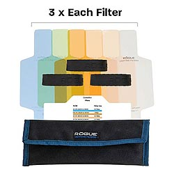 Rogue Color Correction Flash Gel Kit