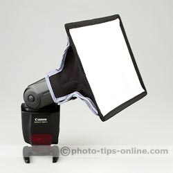 Aurora MINI/MAX Softbox flash diffuser: large, 6