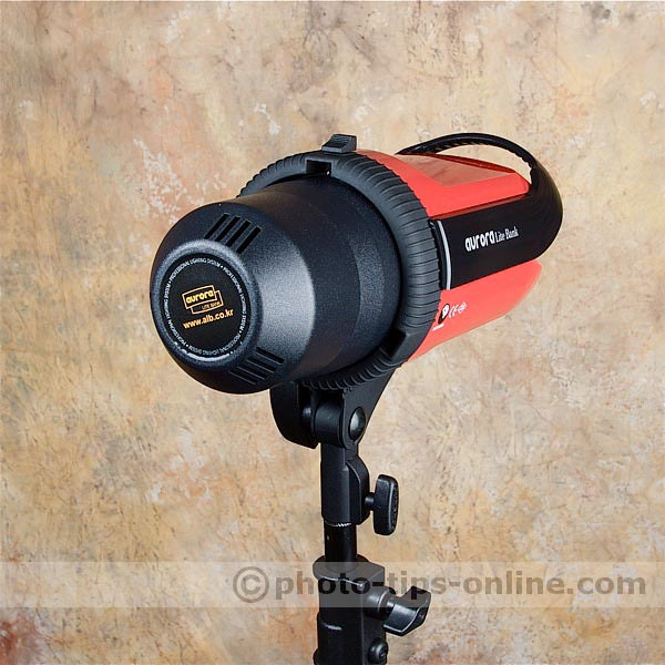 Aurora Orion studio strobe: protecting cover