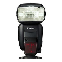 Canon Speedlite 600EX-RT: front view