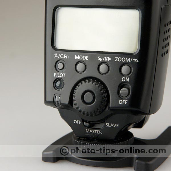 Canon Speedlite 580EX flash