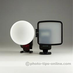 Gary Fong Lightsphere II vs. SpectraLight