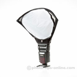 Honl Photo Light Paddle: with traveller8 diffusion screen