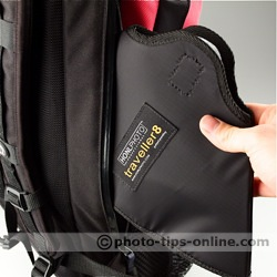 Honl Photo traveller8 Softbox: slipping into a gear bag