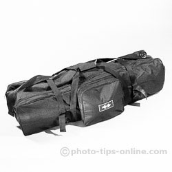Karamy KSB-KB105 lighting kit bag: fully loaded