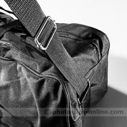 Karamy KSB-KB105 lighting kit bag: shoulder strap