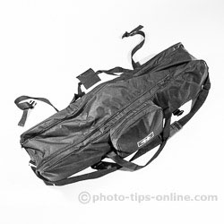 Karamy KSB-KB105 lighting kit bag: straps