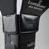 LumiQuest Big Bounce flash diffuser: attachment tabs