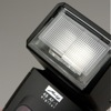 Metz Mecablitz 48 AF-1 flash: wide angle diffuser pulled out