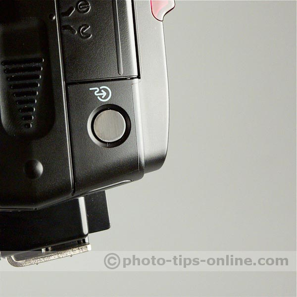 Nikon Speedlight SB-600 flash: remote/wireless sensor