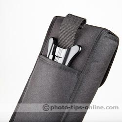 Nikon Speedlight SB-900: elongated carrying case