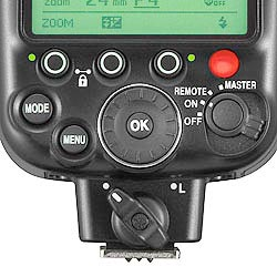 Nikon Speedlight SB-910: improved controls