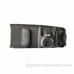 Nissin Di700 flash: carrying pouch and flash stand