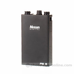 Nissin PS 8 Power Pack: front view