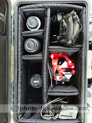 Pelican 1510SC Case: gear, organized