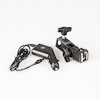 Promaster Duolight 250 hybrid light: included car adapter, light stand adapter with umbrella mount