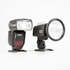 Promaster Duolight 250 hybrid light: compared to Canon Speedlite 580EX II