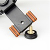 Ray Flash Rotator flash bracket: body mounting screw, does not stay with the bracket