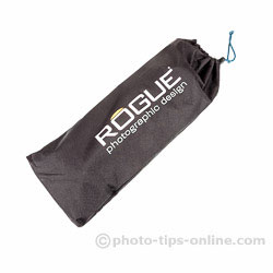 Rogue FlashBender 2 XL Pro: travel bag