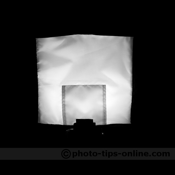 Rogue Diffusion Panels: even light across the whole surface, 24mm flash zoom