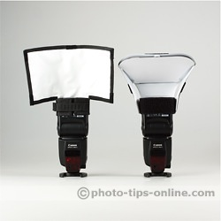 Rogue FlashBender Positionable Reflectors: compared to LumiQuest ProMax System