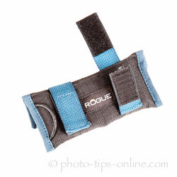 Rogue Indicator Battery Pouch: strap attachment