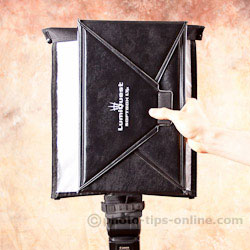 Rogue XL Pro Lighting Kit: compared to LumiQuest Softbox LTp