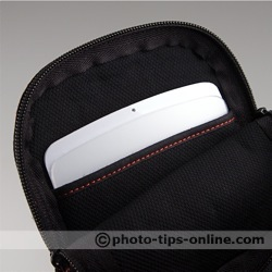 SpectraLight flash diffuser: reflectors in the case