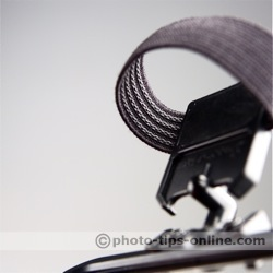 SpectraLight flash diffuser: anti-slip band
