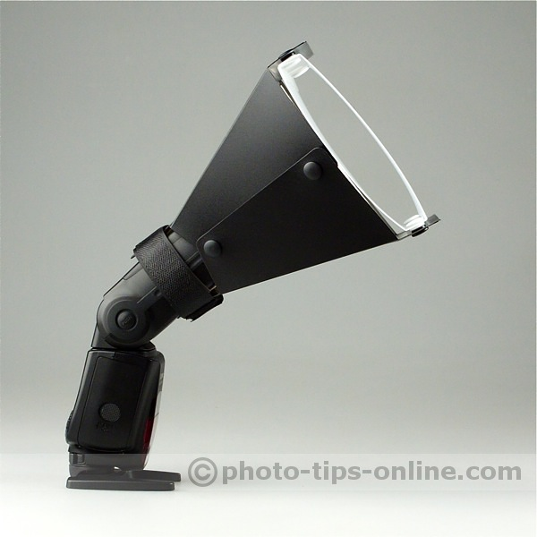 Speedlight Pro Kit 4: softbox with translucent diffuser