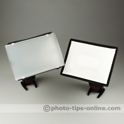 Speedlight Pro Kit 4: compared to Aurora Mini/Max softbox