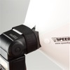 Speedlight Pro Kit Beauty Dish: attachment close up, Velcro strap