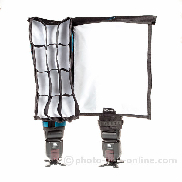 Top 10 gift ideas: Rogue FlashBenders 2, XL Pro with grid and softbox attachments