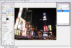 GIMP: a free alternative to Adobe Photoshop