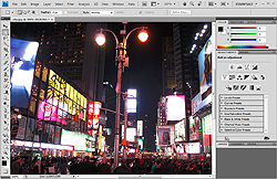 Adobe Photoshop: extremely powerful tools