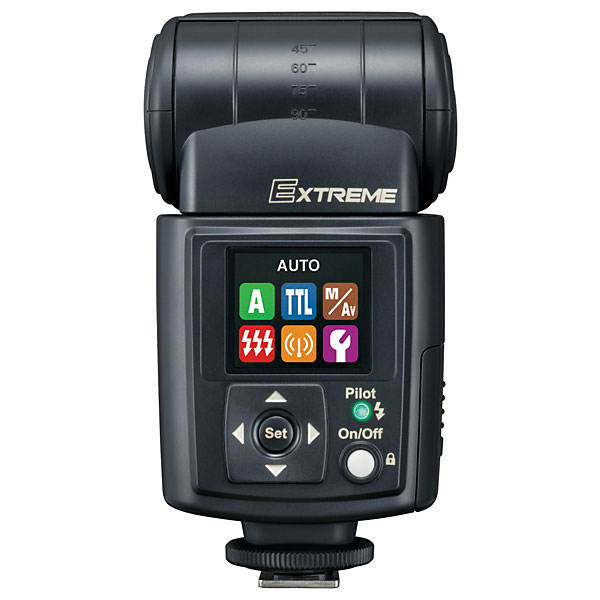 Top 5 flashes: Nissin MG 8000 Extreme, back