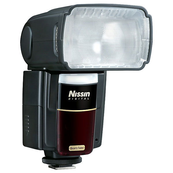 Top 5 flashes: Nissin MG 8000 Extreme, front