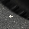 Indestructible memory card: running over with a car