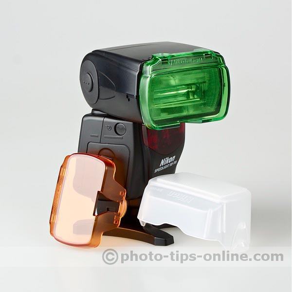 Flash Bounce Diffuser For The Nikon SB-700