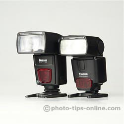 Nissin Speedlite Di 622 DI622 Aufsteckblitz für Canon