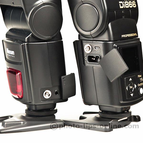 Nissin di622 mark ii shoe-mount flash: wireless flash, new.